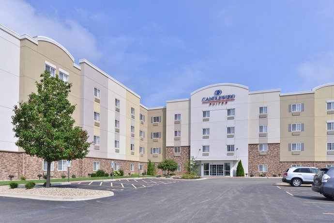 Candlewood Suites Springfield Springfield