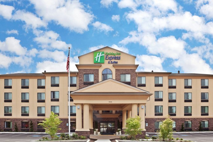 Holiday Inn Express Hotel & Suites Vancouver Mall-Portland Area