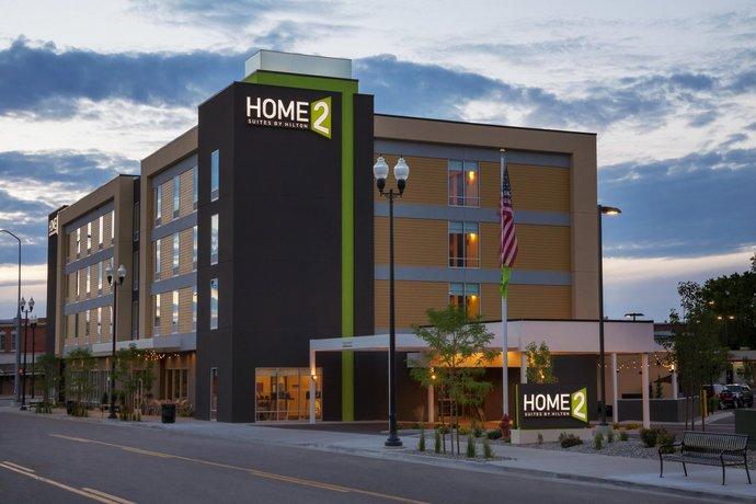 Home2 Suites by Hilton Salt Lake City-Murray UT