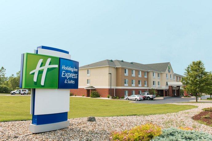 Holiday Inn Express Jackson MI