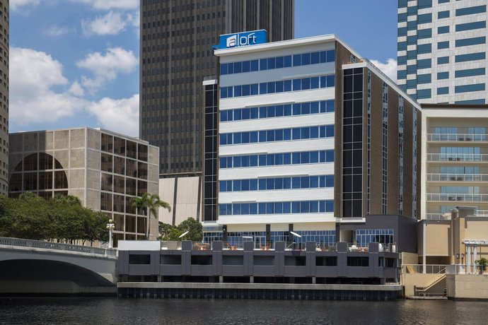 Aloft - Tampa Downtown