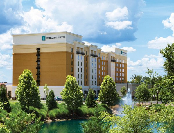 Embassy Suites Chattanooga Hamilton Place