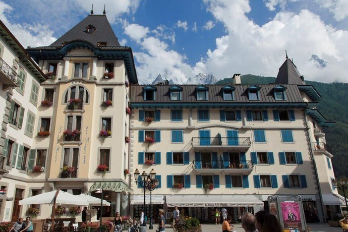 Grand Hotel Des Alpes Chamonix-Mont-Blanc