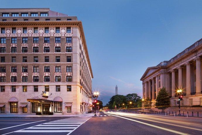W Washington D C