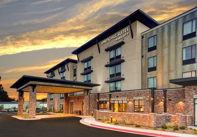 SpringHill Suites by Marriott Bozeman