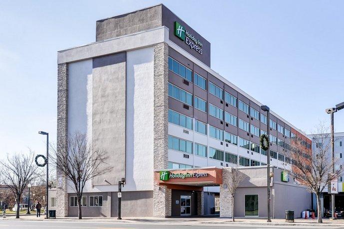 Holiday Inn Express Washington DC Silver Spring