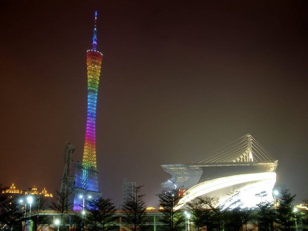 Sofitel Guangzhou Sunrich