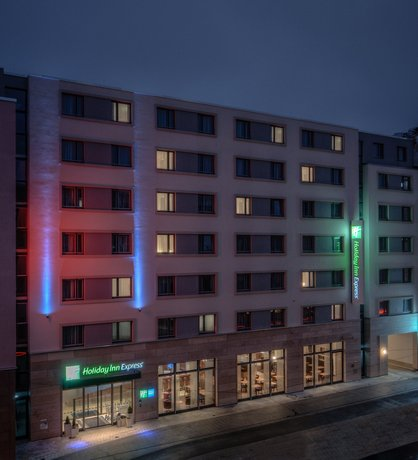 Holiday Inn Express Nuremberg City Hauptbahnhof