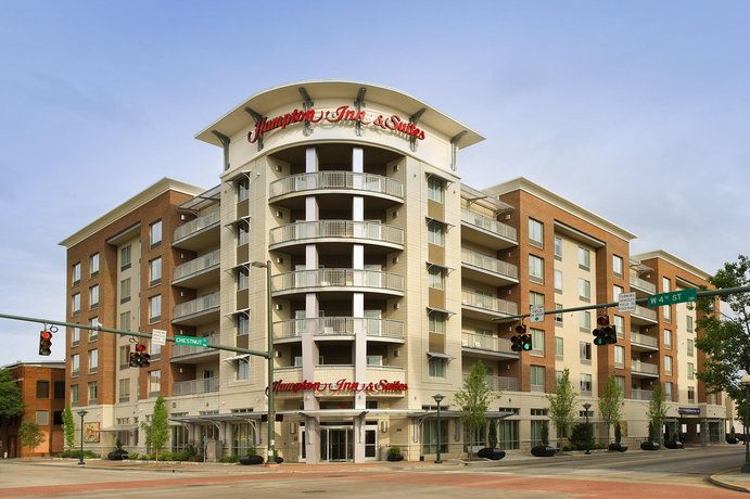 Hampton Inn & Suites Chattanooga / Downtown