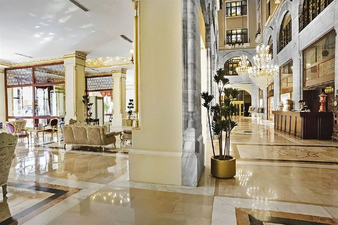 Legacy Ottoman Hotel Istanbul Compare Deals