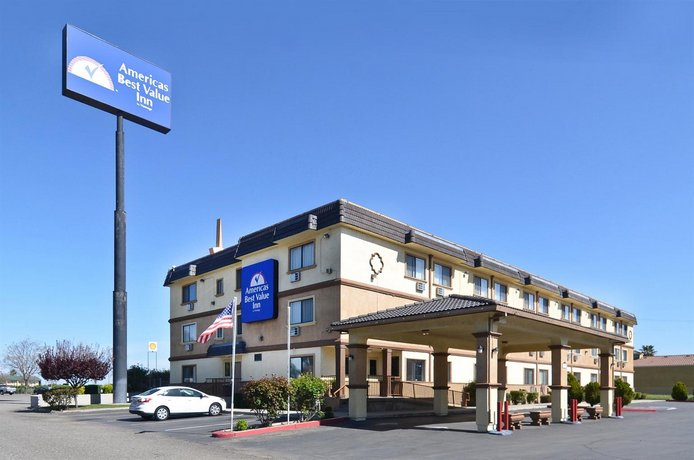 Americas Best Value Inn Stockton East Hwy 99