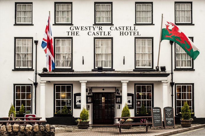 The Castle Hotel Llandovery