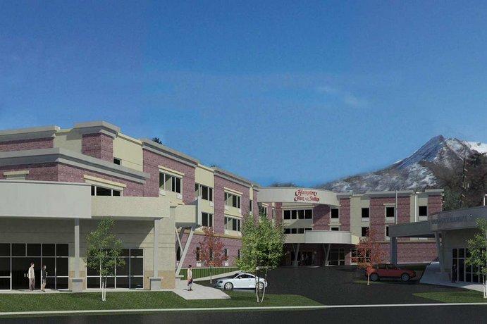 Hampton Inn & Suites Salt Lake City-University Foothill Drive