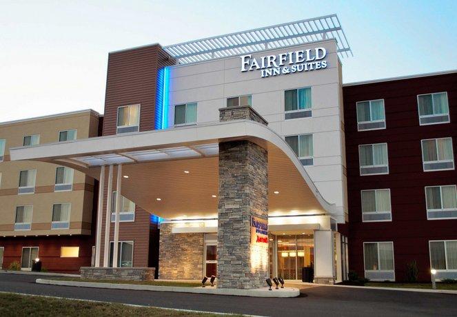 Fairfield Inn & Suites by Marriott Stroudsburg Bartonsville Poconos