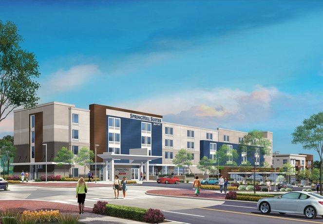 SpringHill Suites by Marriott Kansas City Lenexa/City Center