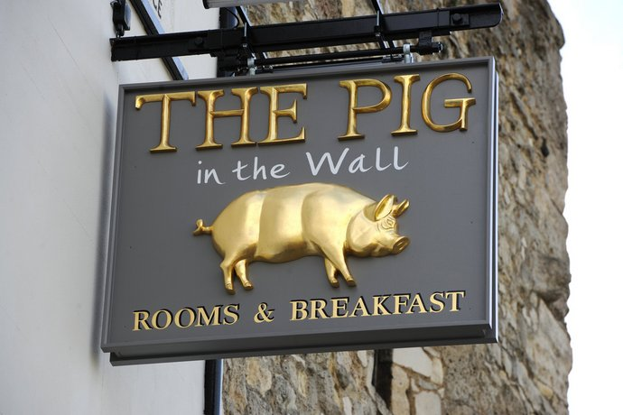 THE PIG-in the wall