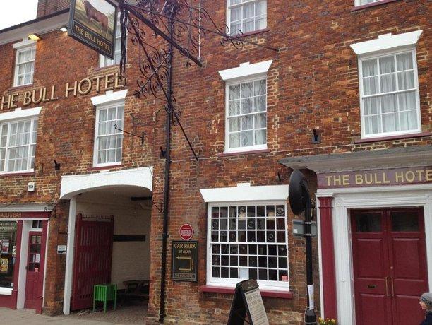 The Bull Hotel Stony Stratford