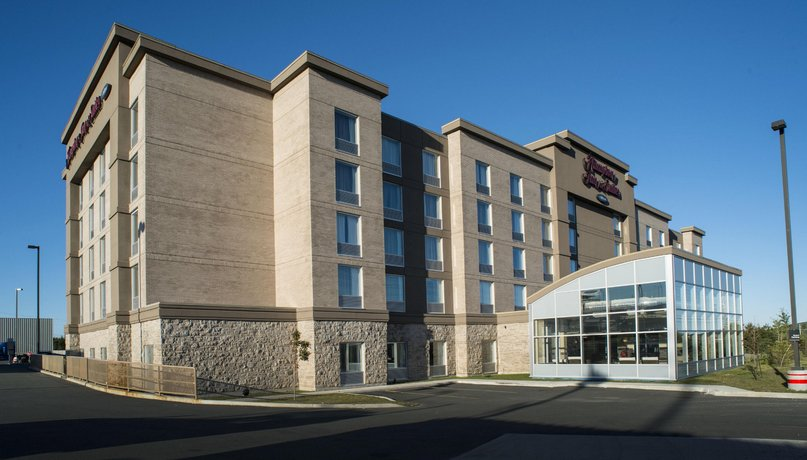 Hampton Inn & Suites by Hilton St John's Airport