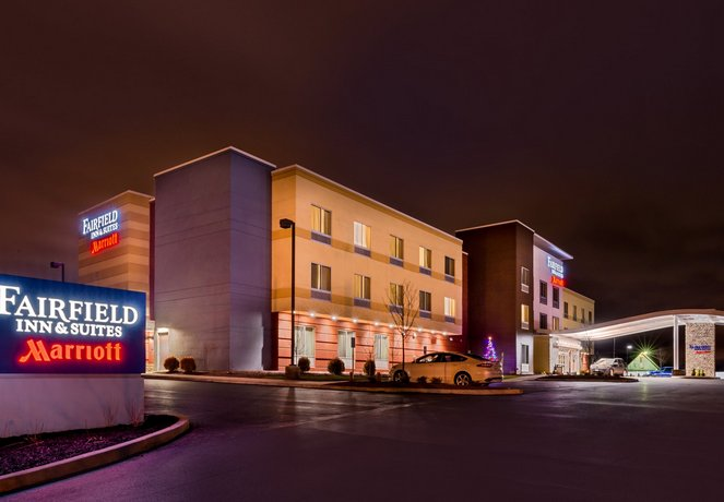Fairfield Inn & Suites Utica