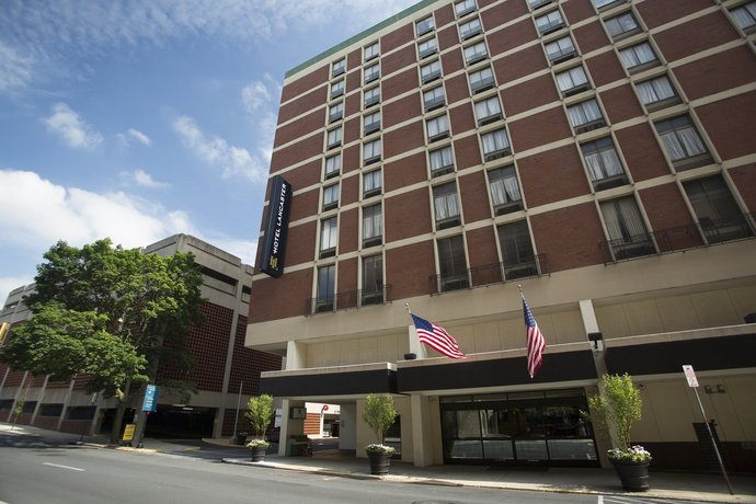 The Hotel Lancaster