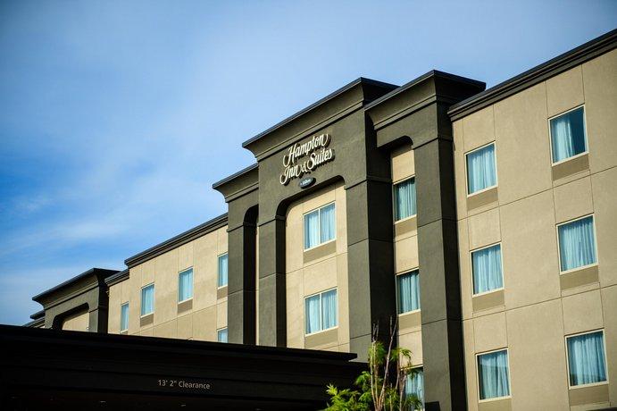 Hampton Inn & Suites East Gate Regina