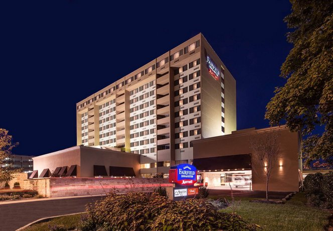Fairfield Inn & Suites by Marriott Charlotte Uptown