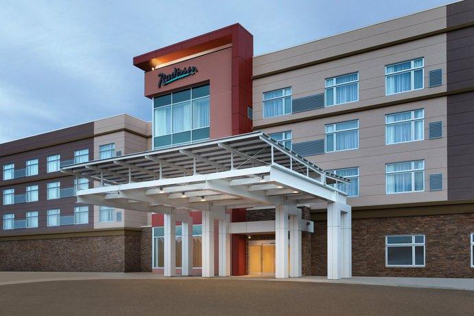 Radisson Kingswood Hotel & Suites Fredericton