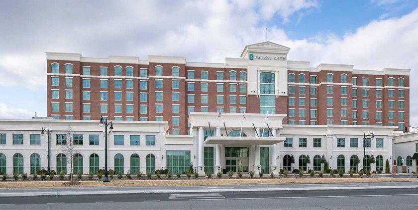 Embassy Suites Tuscaloosa Alabama Downtown