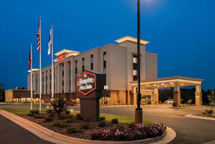 Hampton Inn & Suites - Lavonia GA