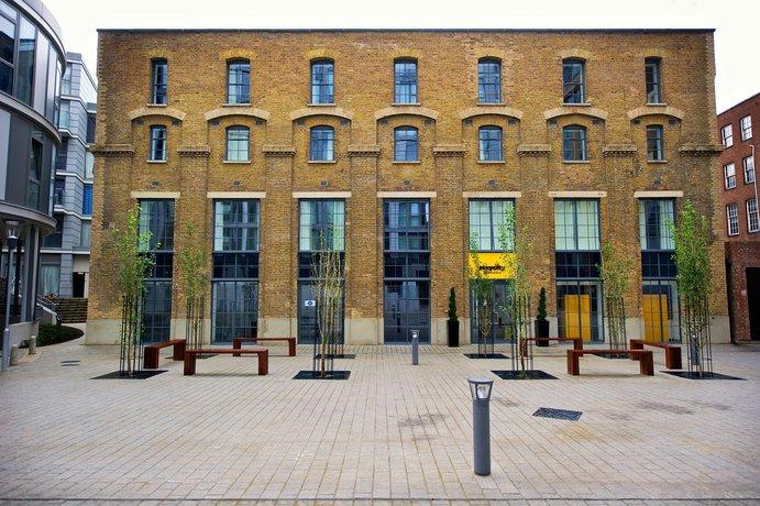 Staycity Aparthotels London Deptford Bridge Station