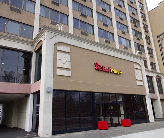 Red Roof Inn PLUS+ Hartford Downtown