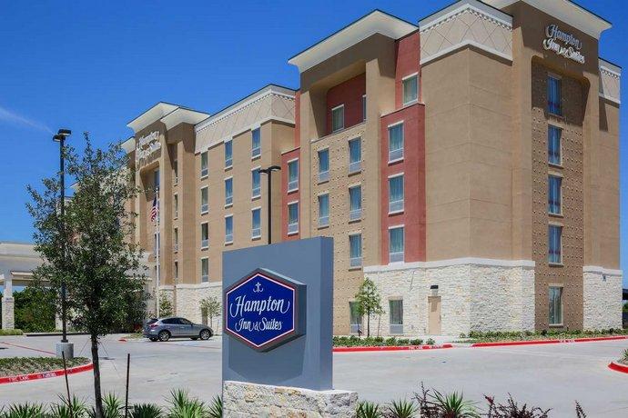 Hampton Inn & Suites Dallas Frisco North-Fieldhouse USA