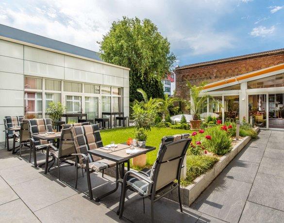 Best Western Plus Delta Park Hotel In Mannheim