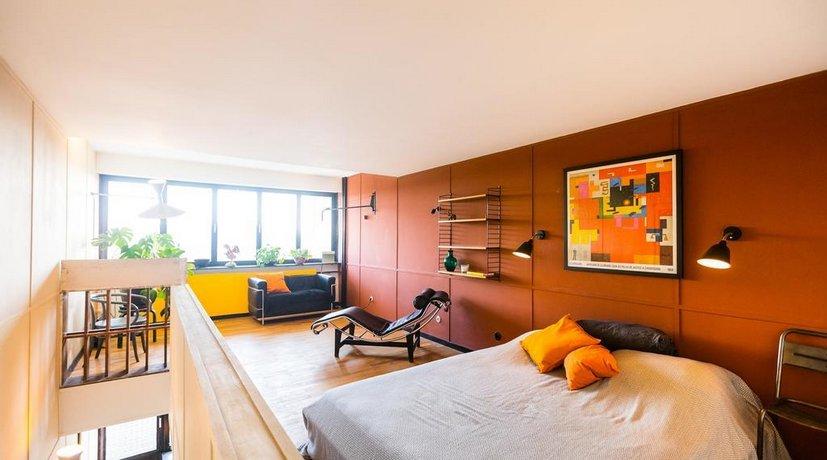 Corbusier Apartment
