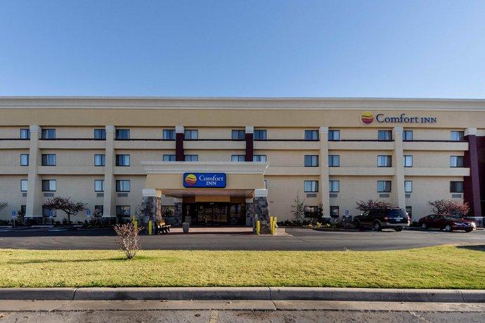Comfort Inn Midtown Tulsa