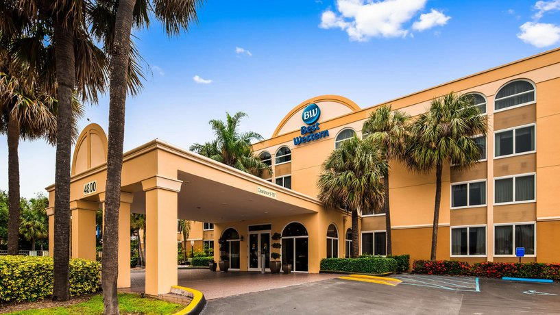Best Western Ft Lauderdale I-95 Inn