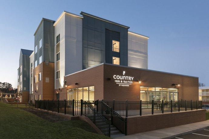 Country Inn & Suites by Radisson Charlottesville-UVA VA