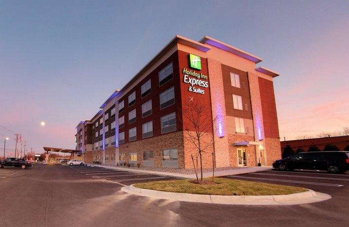 Holiday Inn Express & Suites Detroit Northwest - Livonia