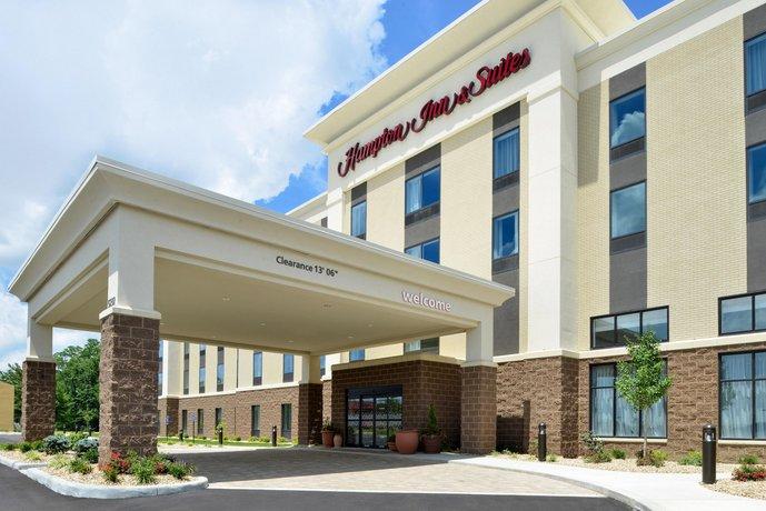 Hampton Inn & Suites Cincinnati-Mason Ohio