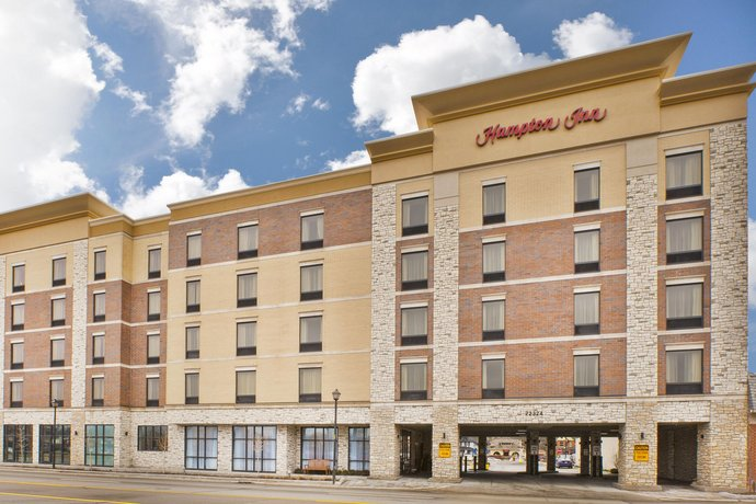 Hampton Inn by Hilton Detroit Dearborn MI
