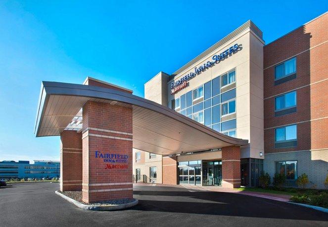 Fairfield Inn & Suites by Marriott Syracuse Carrier Circle