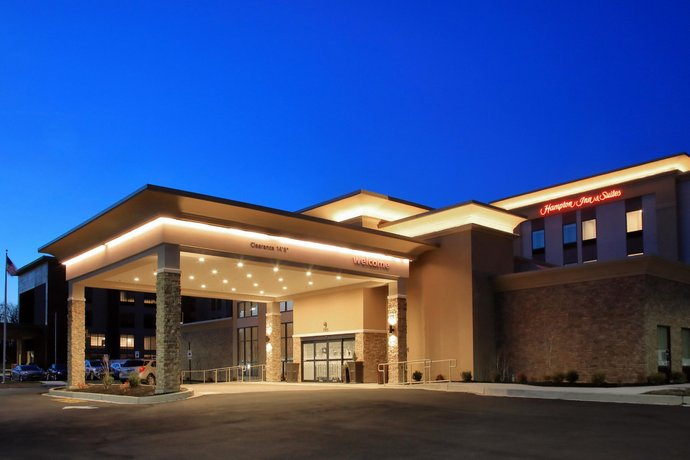 Hampton Inn & Suites By Hilton Baltimore/Aberdeen Md