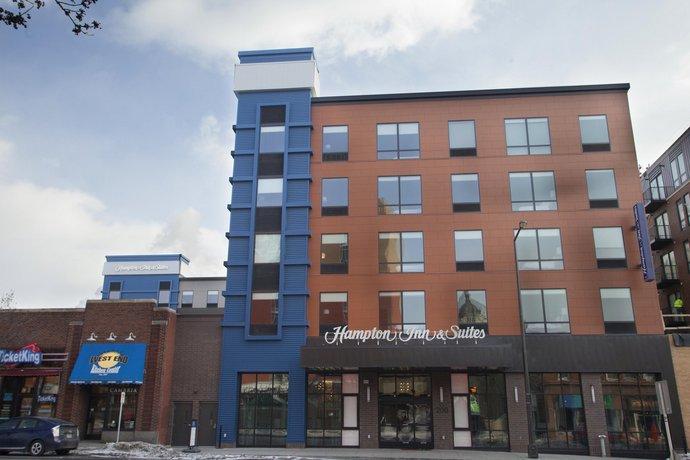 Hampton Inn & Suites St Paul Downtown