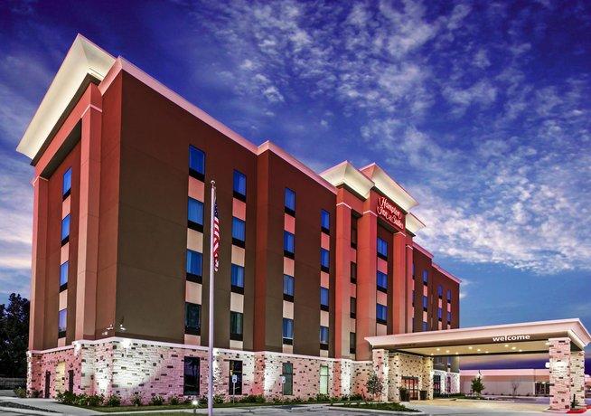 Hampton Inn - Suites Houston-Atascocita TX