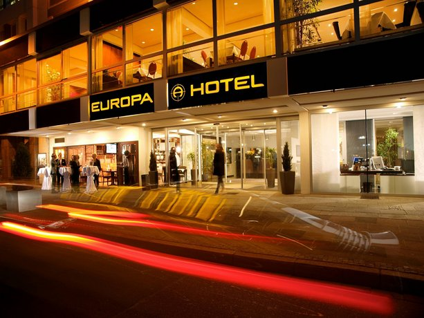 Europa Hotel Ludwigshafen am Rhein