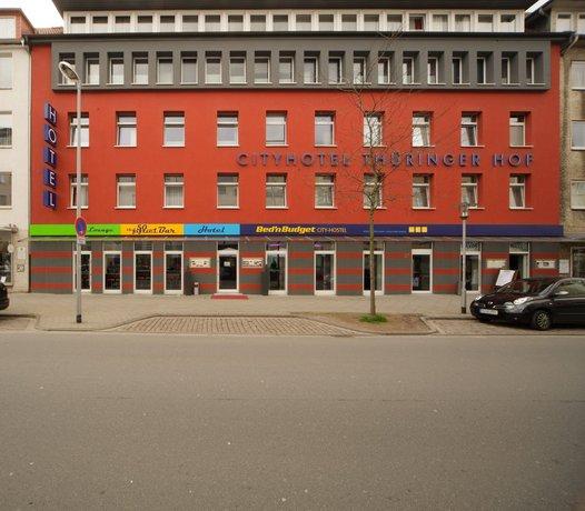 Cityhotel Thuringer Hof