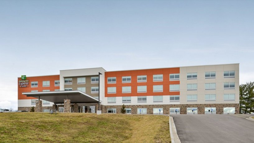 Holiday Inn Express & Suites - Parkersburg East