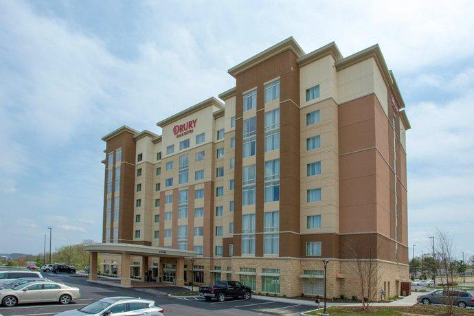 Drury Inn & Suites Pittsburgh Airport Settlers Ridge