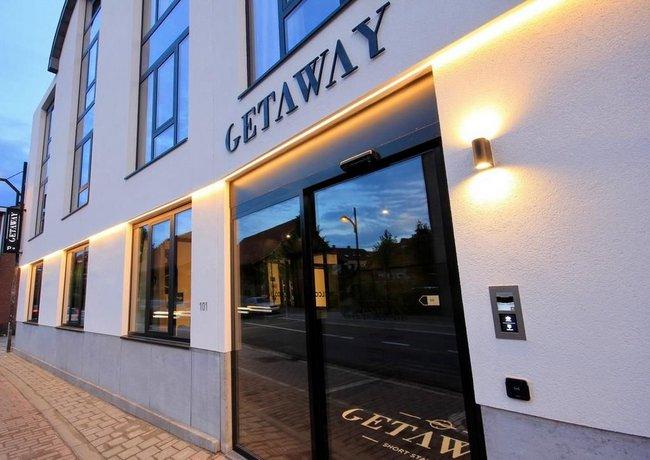 Getaway Studios Brussels Airport