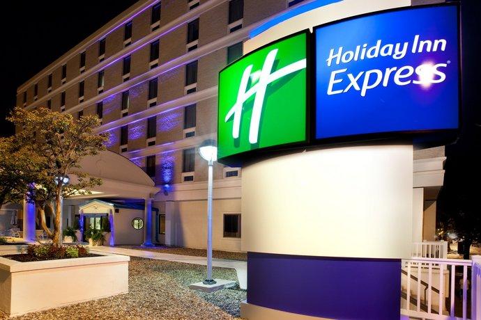 Holiday Inn Express Downtown Richmond